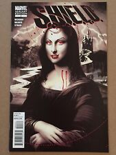 "S.H.I.E.L.D. (2010) #4 MIKE MAYHEW 1:15 MONA LISA ""VAMPIRE"" VARIANT COVER SHIELD"