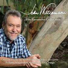 JOHN WILLIAMSON HIS FAVOURITE COLLECTION 4 CD DIGIPAK NEW