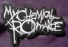 MY CHEMICAL ROMANCE PATCH  UMBRELLA ACADEMY GERARD WAY THE BLACK PARADE