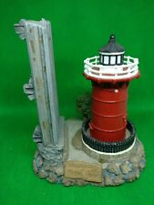 "Harbour Lights ""Jeffrey's Hook"", New York Lighthouse #195, 1930 of 9500"