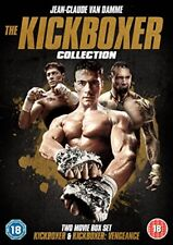 The Kickboxer Collection [DVD][Region 2]