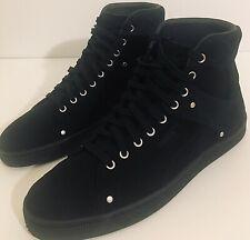 Puma En Noir X Suede Leather Classic Black Men's size 8.5 Shoes #366319 01.