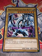 Carte Yu Gi Oh DRAGON BLANC AUX YEUX BLEUS LDK2-FRK01 VERSION 2