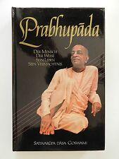 Prabhupada der Mensch der Weise sein Leben Vermächtnis Satsvarüpa Goswami