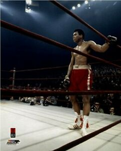 "Muhammad Ali Boxing Ring Photo (Size: 8"" x 10"")"