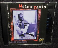 MILES DAVIS BYE BYE BLACKBIRD JAZZ MUSIC CD FROM 1997 KRB MUSIC NOT SEALED NEW