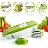 12 in1 Food Vegetable Salad Fruit Peeler Cutter Slicer Dicer Chopper Kitchen Use