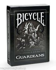 Guardians Deck Bicycle Playing Cards Poker Size USPCC Theory 11 Limited Edition