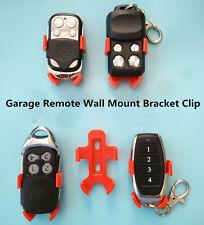 Garage Remote Wall Mount Bracket Clip ATA/Avanti/BnD/Boss/Ditec/FAAC/SEIP/PTX4