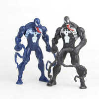 Marvel Super Heroes Hero Venom Carnage Spiderman Action Mini Figures Toy 16CM
