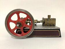 Good Quality Vintage Live Steam Horizontal Engine Model