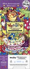 Wee Sing 25th Anniversary Celebration book and cd