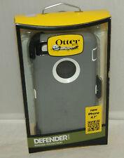 "New Otterbox Defender Case for Apple Iphone 6 6S (4.7"")  & Belt Clip Holster"