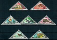 SAN36 Mongolia 1983 Animals Fauna Rodents, Set of 7, used/CTO
