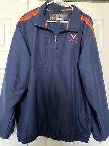 Virginia Cavaliers Nike Authentic Jacket - Men's Size L