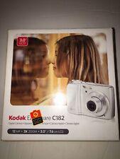 Kodak EasyShare C182 3x zoom 12MP Digital Camera Purple In Box SD Card Camera N2