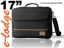 e-lodge NM07  Notebooktasche Laptoptasche 17 ZOLL schwarz  Außenmaße 43x35x10cm