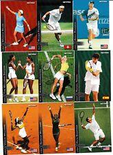 2003 NetPro International Tennis Factory 90 Card Set Nadal-Serena Williams RC