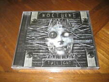 Nocturne - Twilight CD Texas GOTH Industrial Metal Band Punk - Sara Lee Lucas
