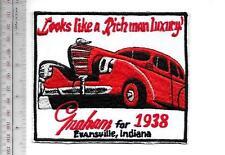 Vintage Automobile Graham - Paige Graham Brothers Automobile 1938 Promo Evensvil