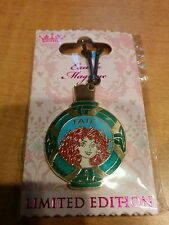 DLR - Disney June Princess Collection Eau de Magique MERIDA Pin - Pixar Brave
