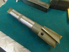 Cleveland Twist Drill Counterbore 4 Morse Taper Shank 1 78 Diameter
