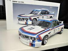 BMW 3.0 CSL Stuck  nr 11 #87346 Autoart 1:18 NEU