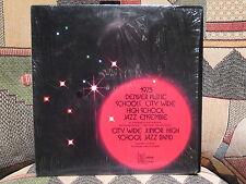 DIANNE REEVES - 1975 Denver High School - RARE private jazz vocal LP