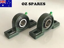 Huffy Slider Drift trike Go Kart axle bearing & carrier for  25mm shaft (pair)