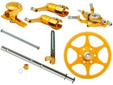 Microheli CNC Blade 130 X Performance package (GOLD) - BLADE 130X