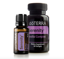 doTERRA Serenity Restful Combo Sleep-Aid Therapeutic Essential Oil Aromatherapy