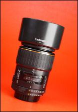 Tamron SP AF 90 mm F2.8 Macro 1:1 Prime Lens-Nikon + avant/arrière Lens Caps + capuche