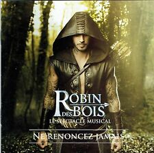 CD - ROBIN DES BOIS - Le Spectacle Musical