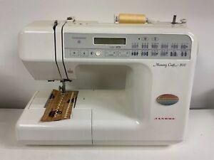 Janome Memory Craft 3000 Computer Sewing Machine