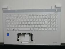 GENUINE CORE i5 White Toshiba Satellite L50t-C L50C Series Palmrest UK Keyboard