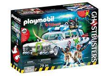 Playmobil 9220 Ghostbusters Ecto-1 Car Light & Sound Inc Figures Winston Janine