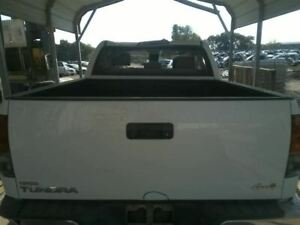 Trunk/Hatch/Tailgate With Rear View Camera Fits 07-13 TUNDRA 8705455