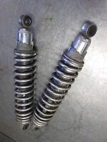 1980 - 1984 Suzuki GN400 OEM Rear Shocks Shock Absorbers Springs