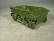 Dinky Toys Military Army Light Dragon Tractor #162a