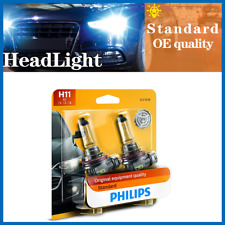 H11B2 Philips 2PCS Headlight Lights Bulbs Low Beam Kit For 13-15 Acura ILX