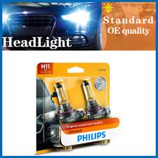 H11B2 Philips 2PCS Headlight Lights Bulbs Low Beam Kit For 13-15 Acura ILX