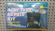 Tyre Repair Kit (With Metal Stop) - 46 Pieces - Protyre #PY10100