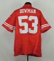 NaVorro Bowman San Francisco 49ers Mens 2XL Black Nike Color Rush ...