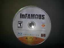 Infamous 1 Sammlung Game (Sony PlayStation 3) PS PS3 Disc 1 Only ***