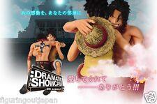 One Piece Dramatic Showcase 5th Ace Luffy Marine Ford DXF Banpresto figure Japan