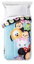 "Disney TSUM TSUM Microfiber Twin Comforter 64""x 86"" NEW"