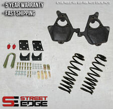 "99-06 Silverado/Sierra Regular Cab 1500 2WD 4"" Front & 6"" Rear Lowering Kit"