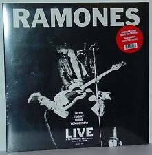 RAMONES  Here Today Gone Tomorrow Live Old Waldorf  San Fran 1978  NEW SEALED LP