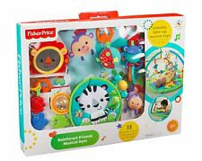 NEW Fisher-Price Rainforest Friends Musical Gym NIB SEALED Signature Style Gym