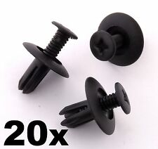 20x Honda Interior Trim Clips for Interior Fascia Panels & Boot Linings